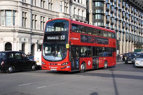 Stagecoach London 13009 BN14VZM (Now HV169 with Arriva London)
