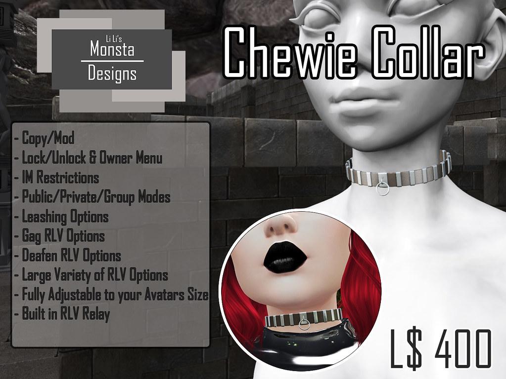 Chewie Collar