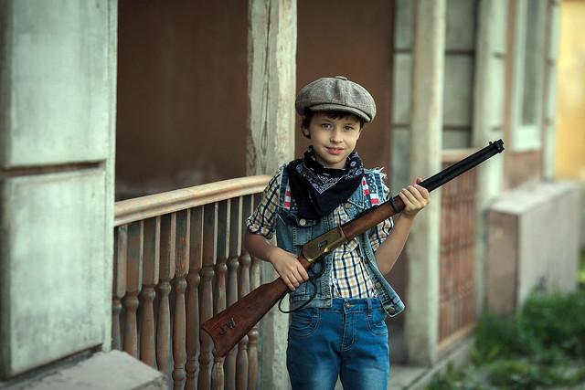 Gun Weapons Western Boy Bully  Edited _ 2021