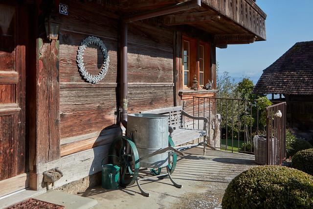 Gurten mountain – Farmhouse