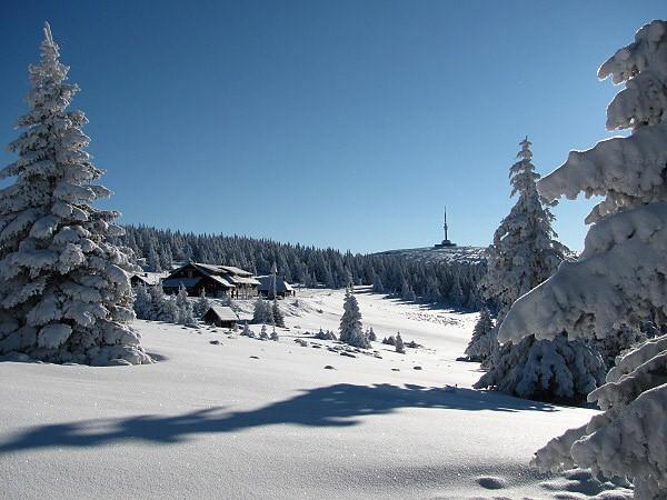 Švýcárna Jeseníky - Králický Sněžník Tschechien foto 01