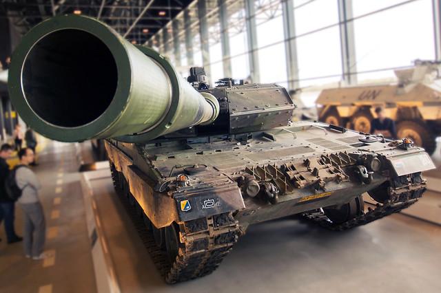 Tank Museum Green Army War Weapon Edit 2021