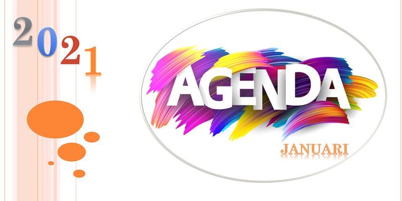 Agenda Bulan Januari 2021