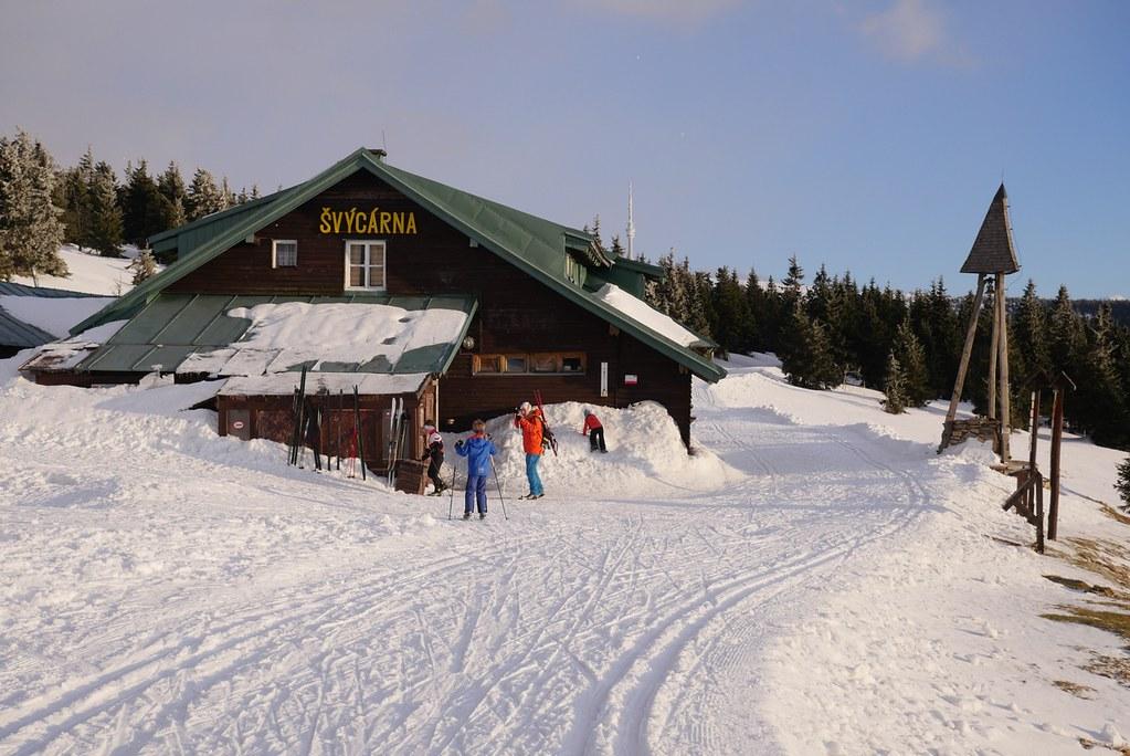 Švýcárna Jeseníky - Králický Sněžník Tschechien foto 08