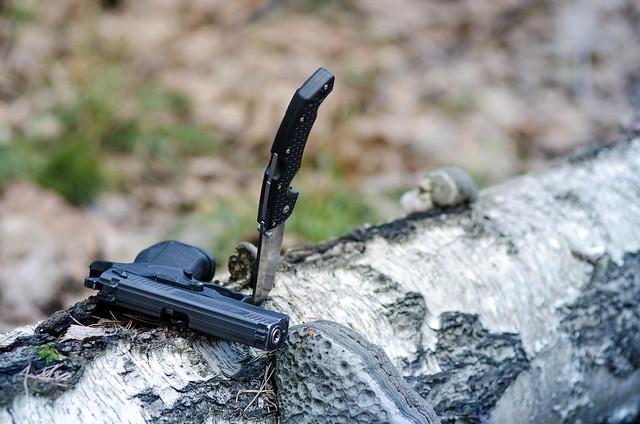 Tanto Gun Weapons Trunk Firearms Edit 2021