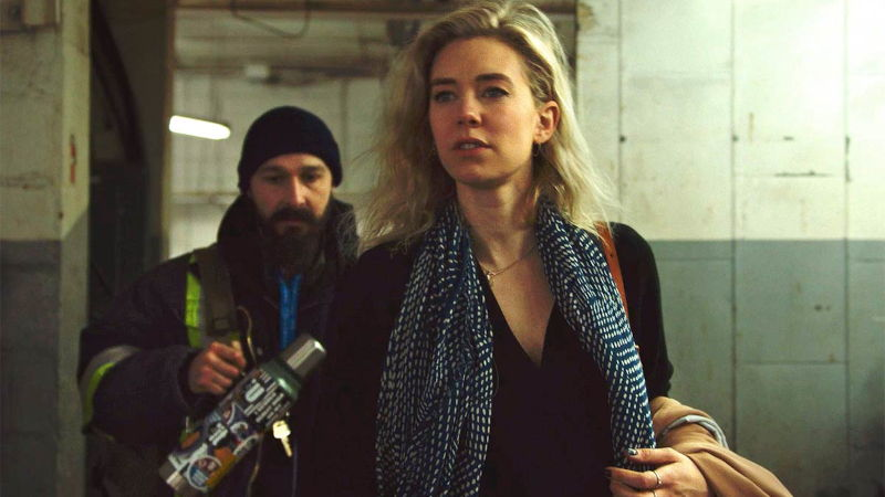 Vanessa Kirby and Shia LaBeouf