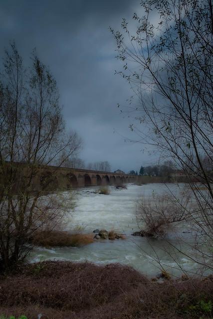 pont sur la Loire, Nevers