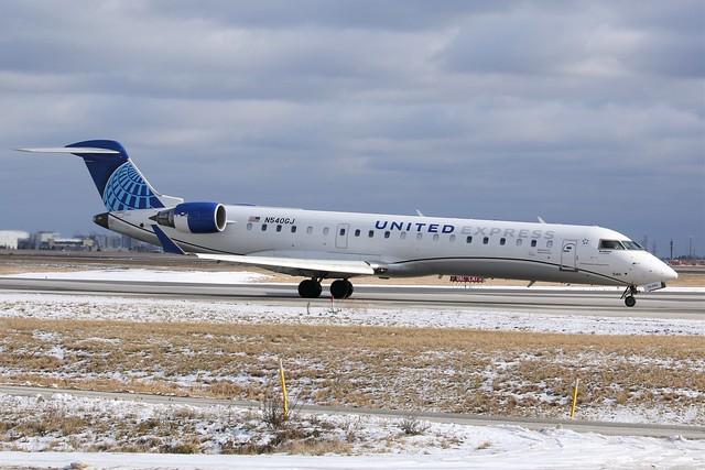 GoJet Airlines N540GJ