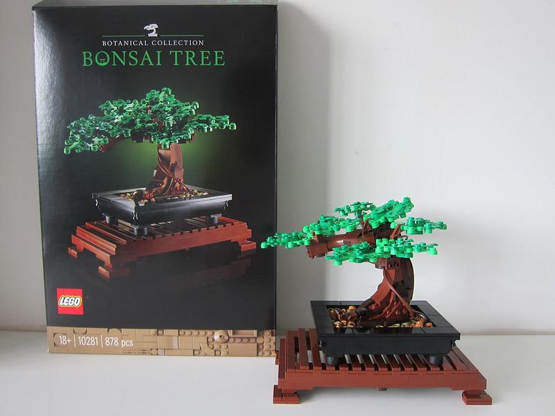 LEGO Bonsai Tree 10281 - With Box