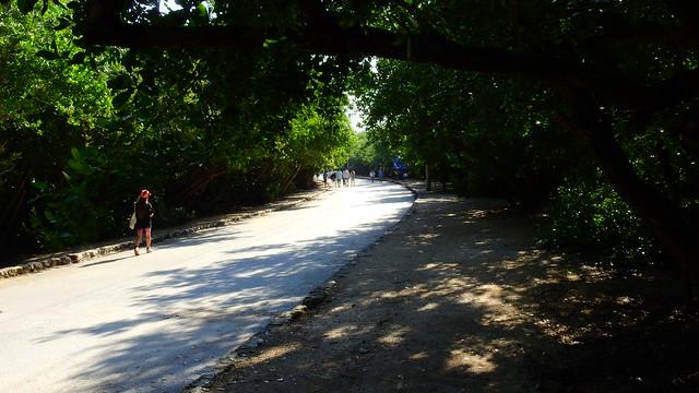 Tulum Archeological Site, Beach, and City