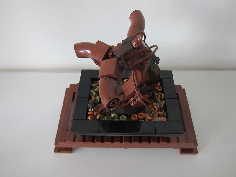LEGO Bonsai Tree 10281 - Bare