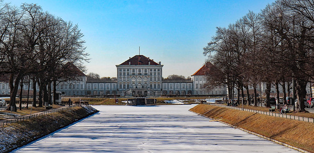 frozen palace canal