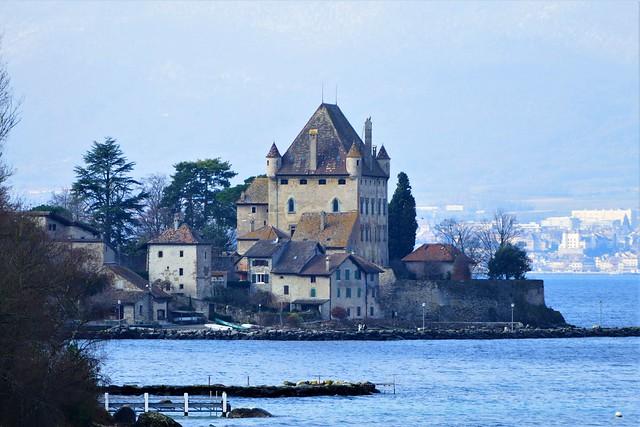 01.07.20.Château d'Yvoire (France)