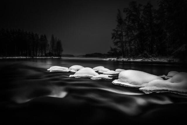 Frozen Rocks