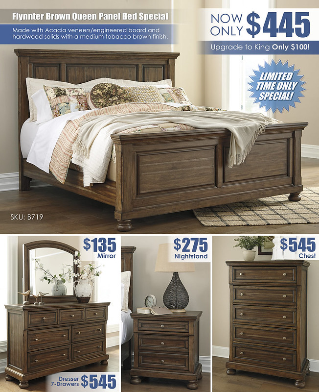 Flynnter Brown Panel Bed Special_Layout_B719_Update