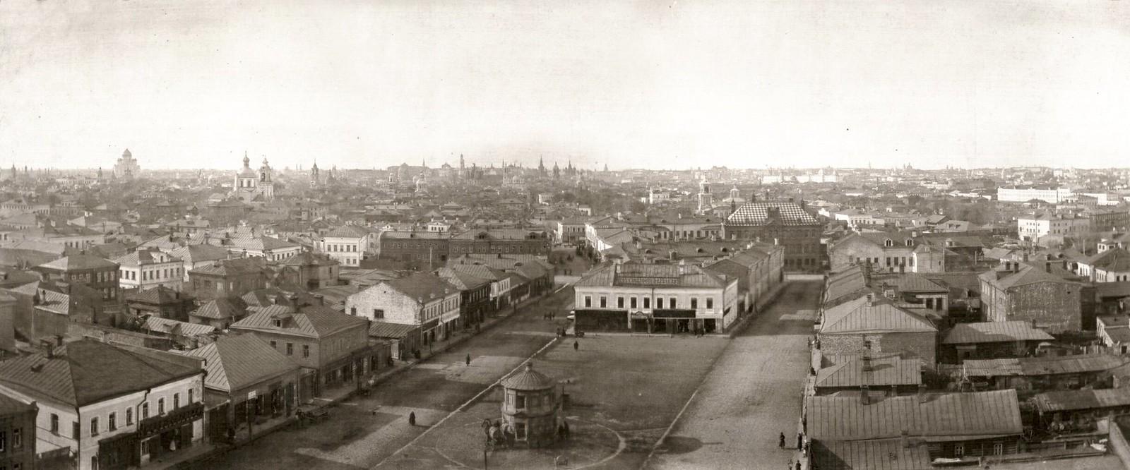 Панорама Зацепской площади
