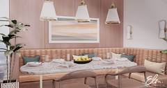 Elm. Artemis Dining Collection - Collabor88