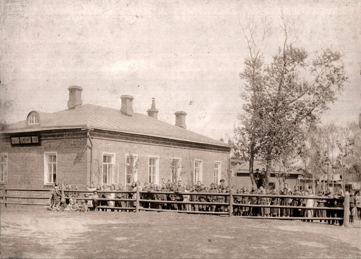 Церковно-приходская школа на Зацепе и её воспитанники