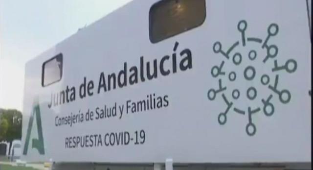 Cribado Covid Andalucia