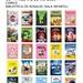 Carteis: Os máis prestados do 2020 na Biblioteca Os Rosales