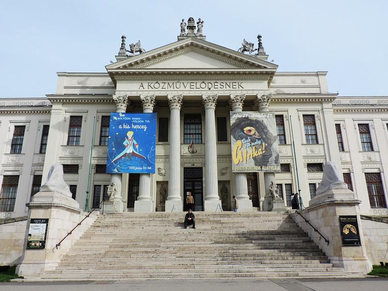 Móra Ferenc Museum, Szeged, Hungary