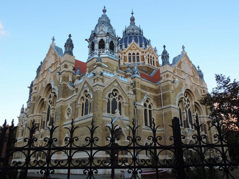 New Synagogue, Szeged, Hungary