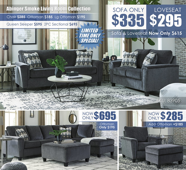 Abinger Living Room Collection 83905-38-35-T274_A La Carte