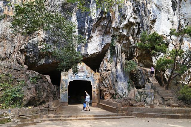 Wat Suwan Khuha phang nga