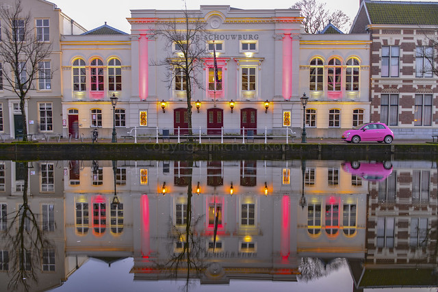 Leiden - Blue Hour-1