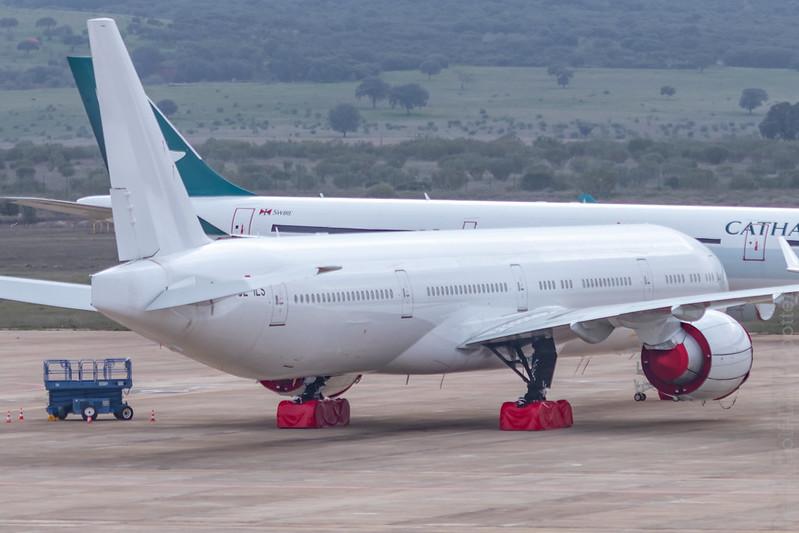 Boeing 777-36N(ER) OE-ILS @LERL