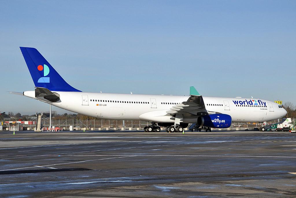 EC-LXR A330-343E World2Fly