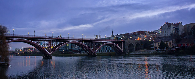 My favourite hometown bridge