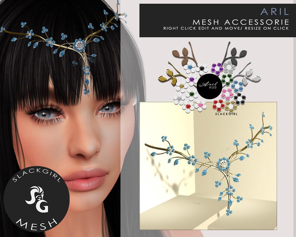 Aril Mesh Accessorie