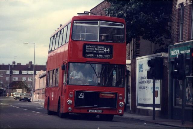 1985 Earlsfield A101SUU