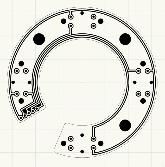 Donut PCB