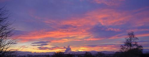 cumbria penrith lake district sunset lakedistrict