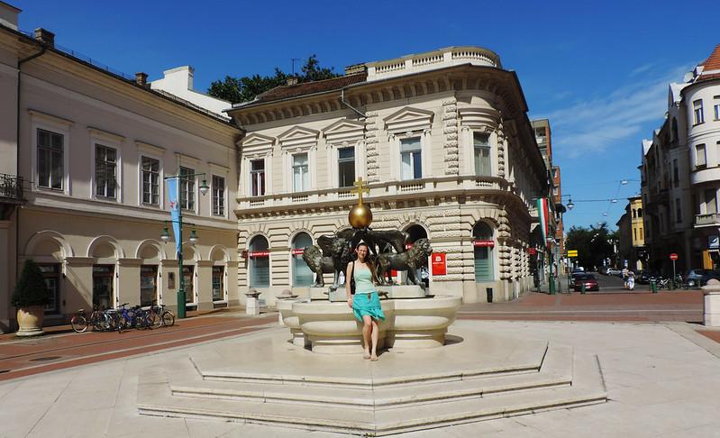 Klauzál Square, Szeged
