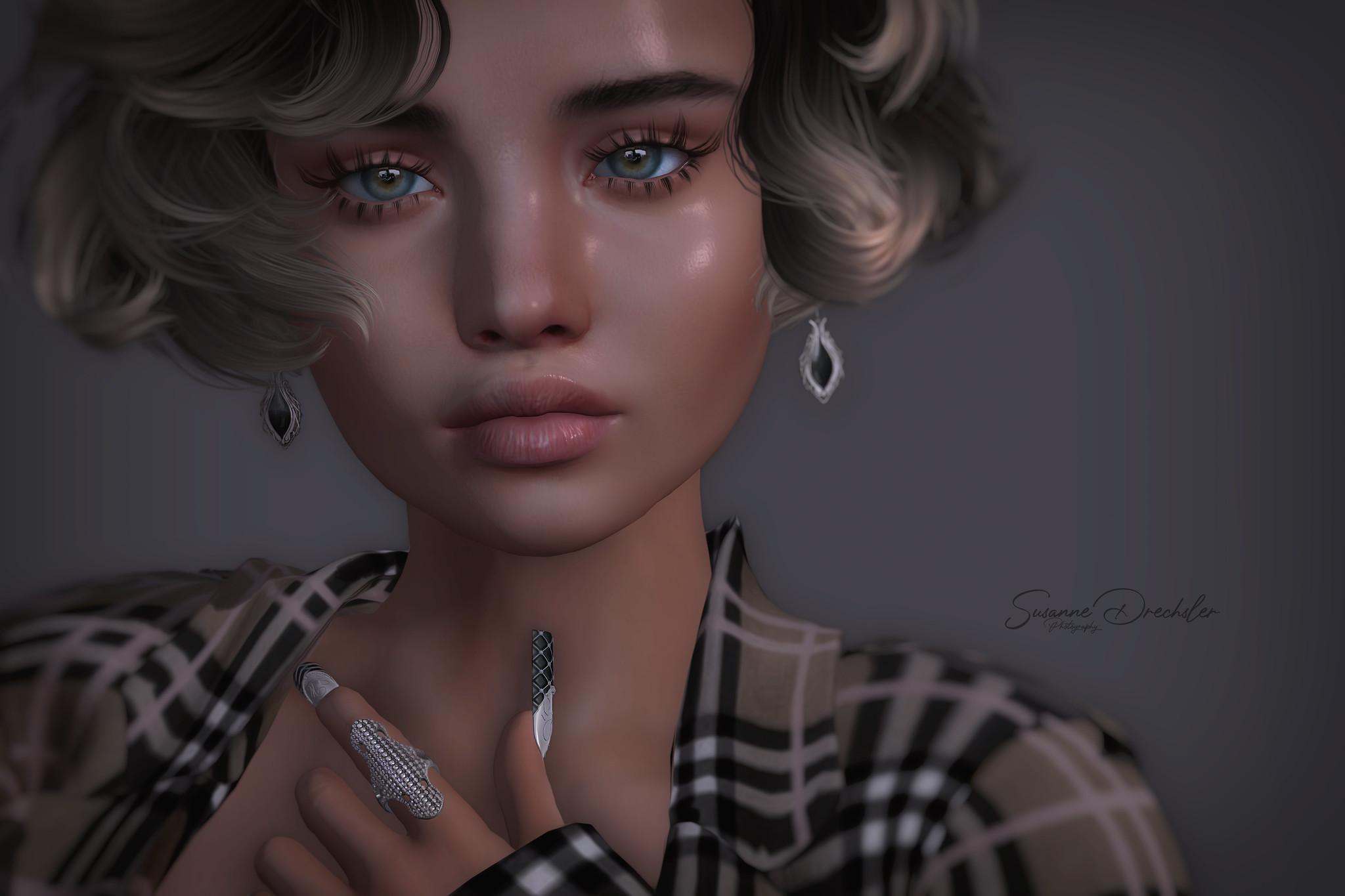 Elsa (Portrait)