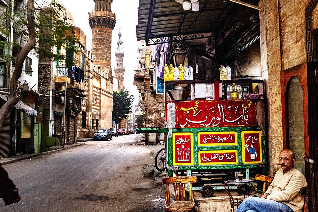 Bab EL-Wazir on 1-9-21--Cairo