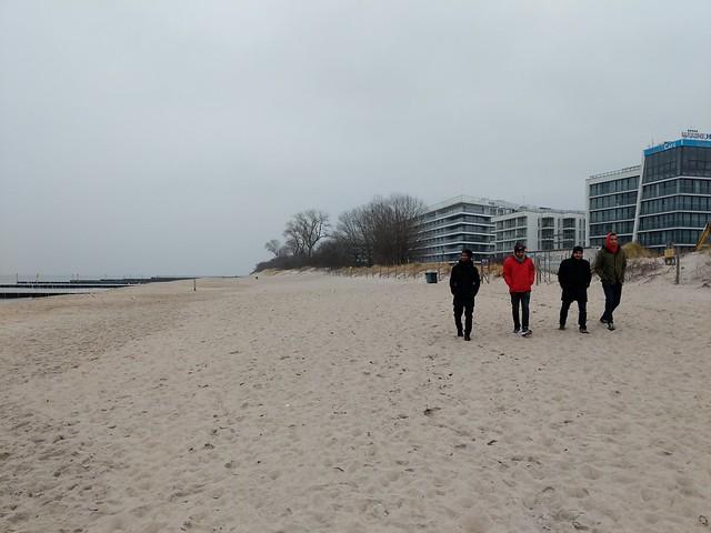 Kołobrzeg Beach