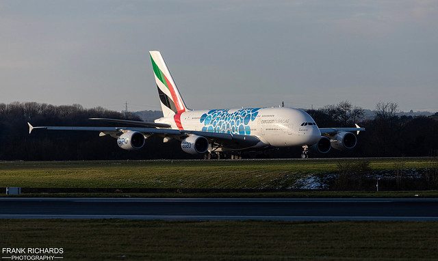 A380-861 A6-EOT | Manchester South Side