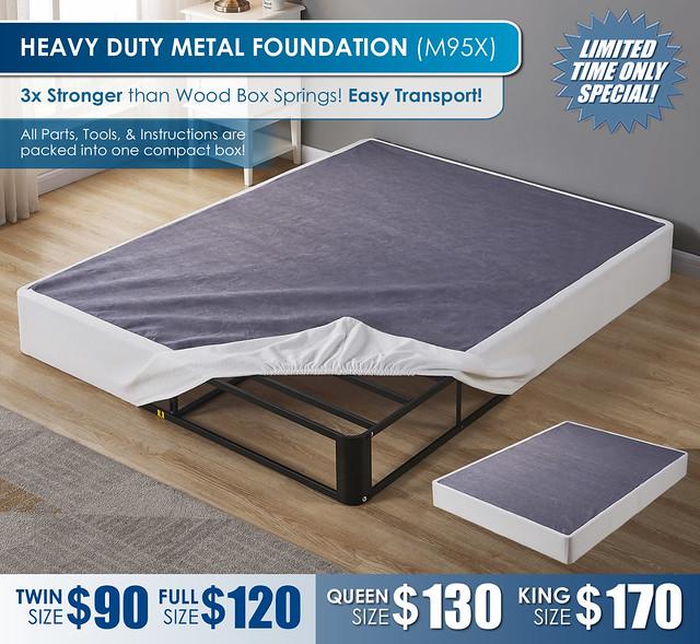 Metal Foundation Specials M95X32-ALT