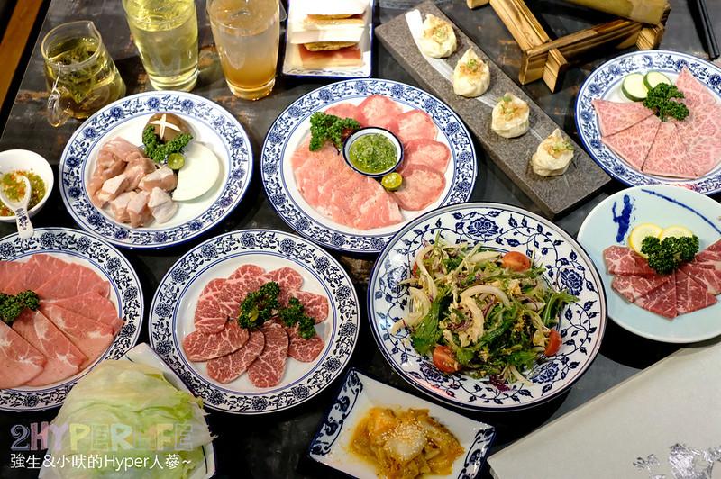 2021台中燒肉美食懶人包 | 聚餐燒肉餐廳看這篇!日式燒烤還是韓式烤肉單點套餐吃到飽通通有,推薦給愛吃肉的你! @強生與小吠的Hyper人蔘~