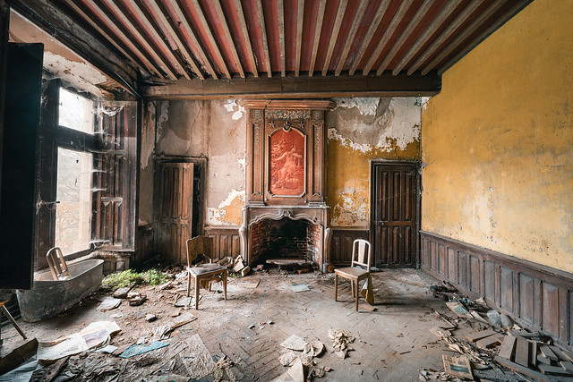 Abandoned Royal Castle
