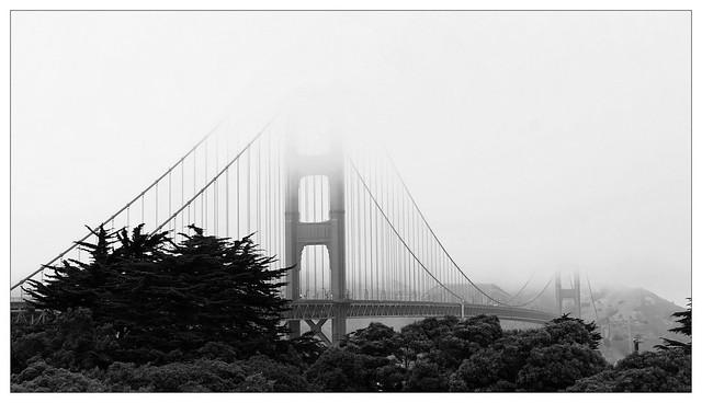 Les brumes de  San-Francisco