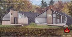 Trompe Loeil - Hege Cabin for Collabor88 January