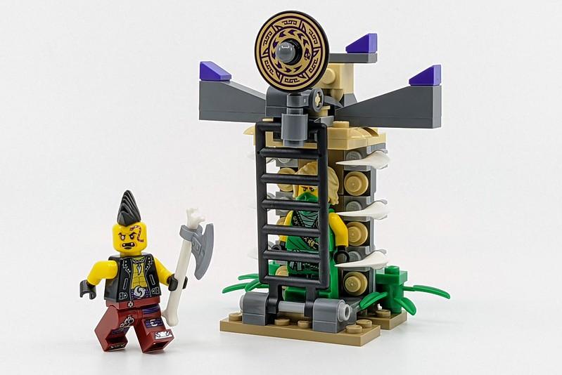 71736: Boulder Blaster LEGO NINJAGO