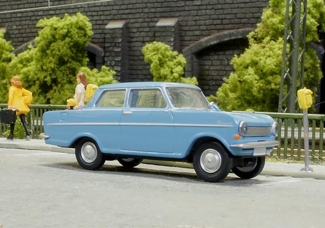 Opel Kadett A - Brekina
