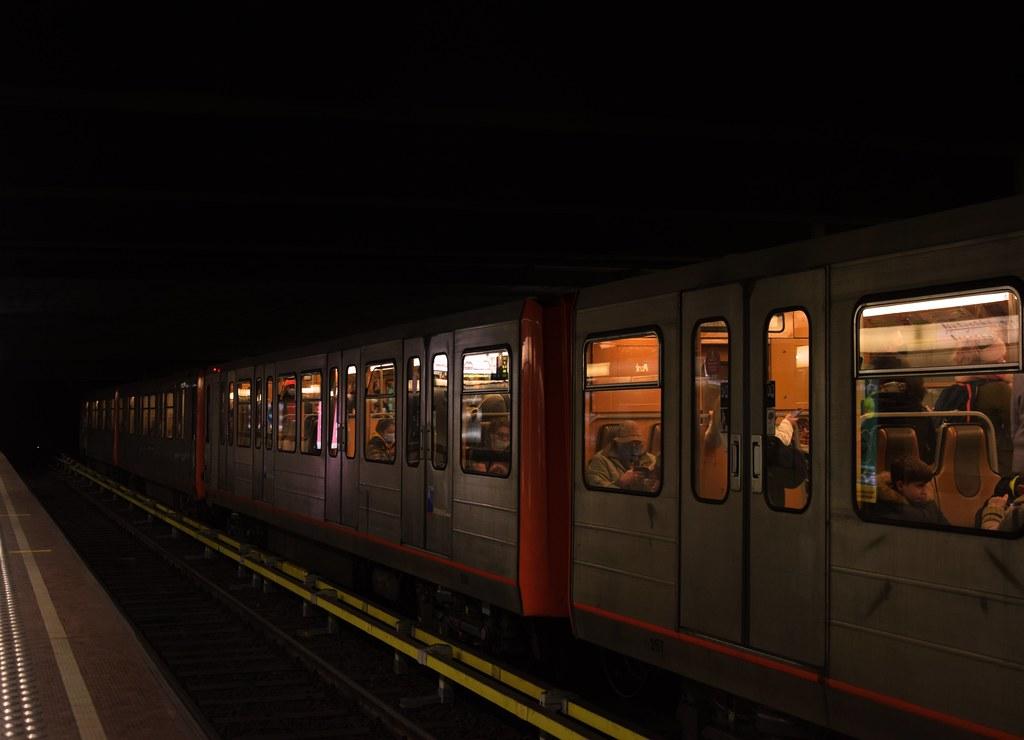 Metro | Tranvía Amberes