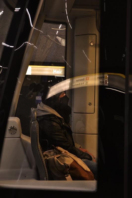 Transporte Público en Amberes